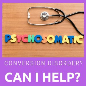 children counselling conversion disorder