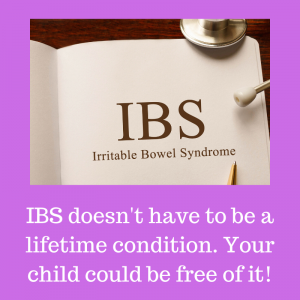 ibs and teenagers counselling