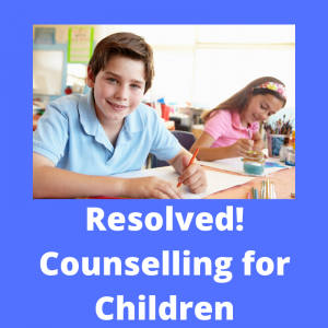 resolved counselling for children