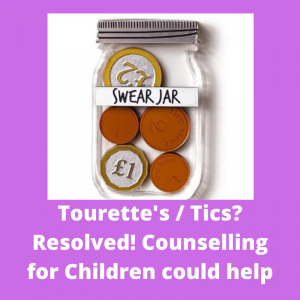 tourette's syndrome counselling